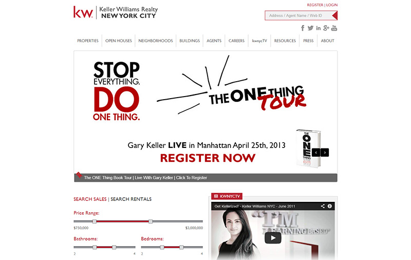 Keller Williams New York